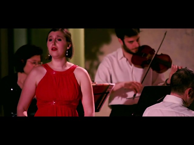 Handel: Lascia ch'io pianga - Rinaldo