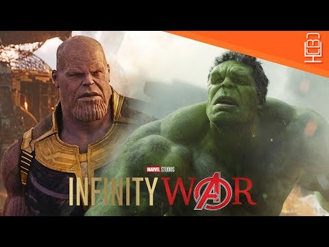What is Wrong with The Hulk in Avengers Infinity War Explained