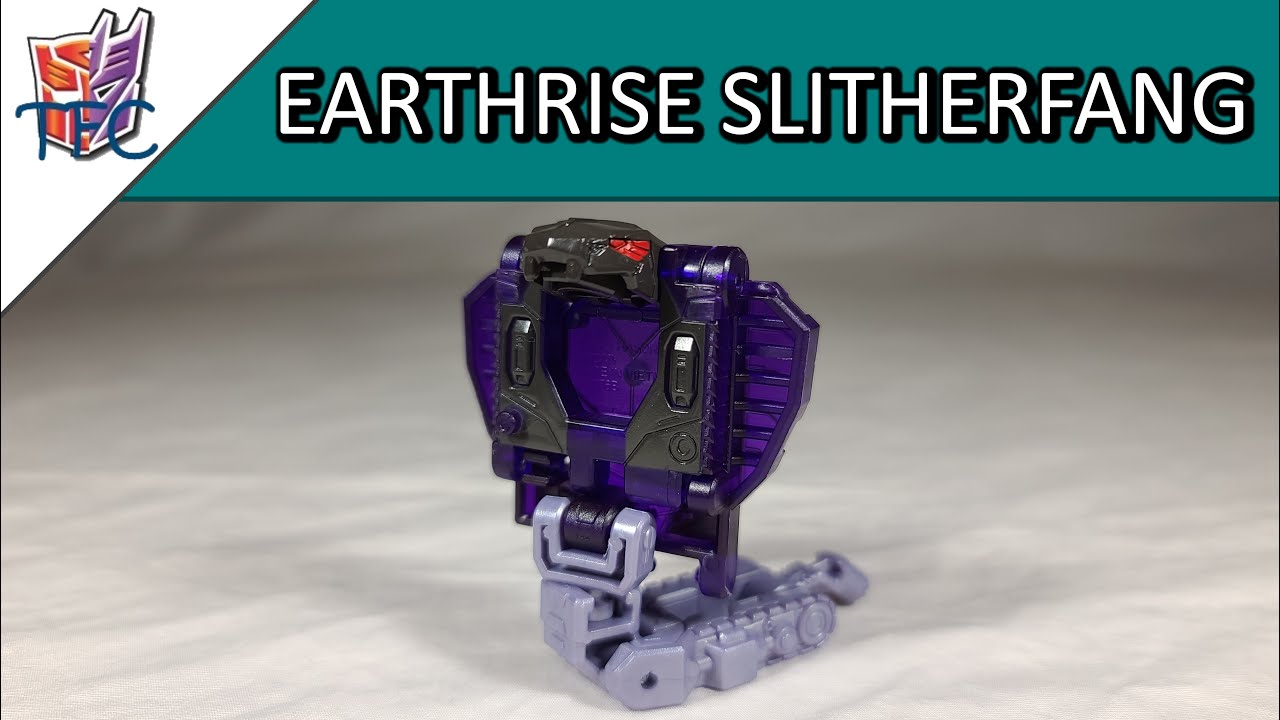 TF Collector Earthrise Slitherfang Review!