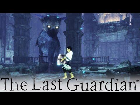 The Last Guardian - Building A Bond (6)