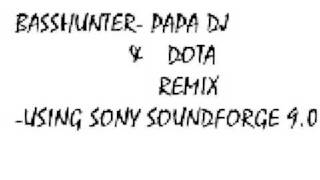 Sony Soundforge DOTA remix
