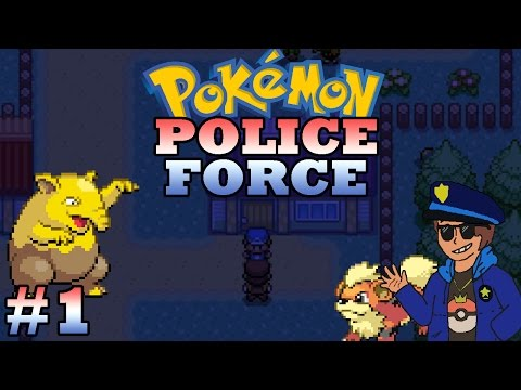 Pokémon Police Force - Episode 1