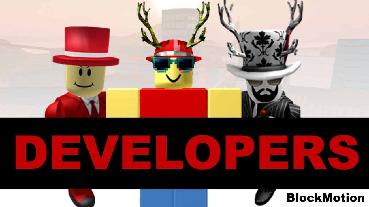 10 Famous Roblox Developer Outfits Youtube