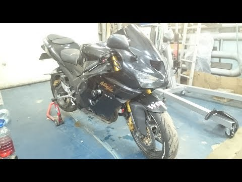 Kawasaki Ninja 636 2005г. за 160 000 р? Такое возможно?