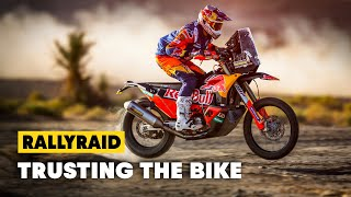 A New Motorcycle Every Day | Up Front With The KTM Rally Team S2E3