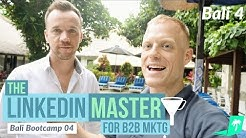 How Lucas Generates $30,000/mo w/ LinkedIn 👥for his Digital Marketing Agency | Bali Bootcamp Day 4