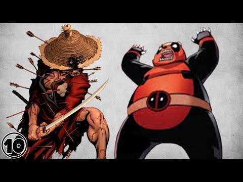 Top 10 Alternate Versions Of Deadpool – Part 3