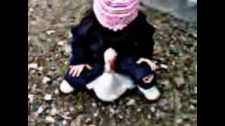 индюк и моя дочь Даяна!!!