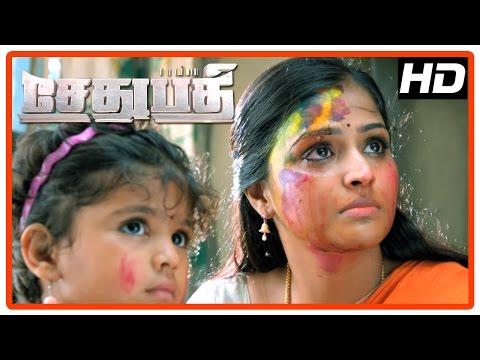 Sethupathi Tamil Movie   Scenes   Vijay Sethupathi Beats Vivek Prasanna   Vela Ramamoorthy   Remya