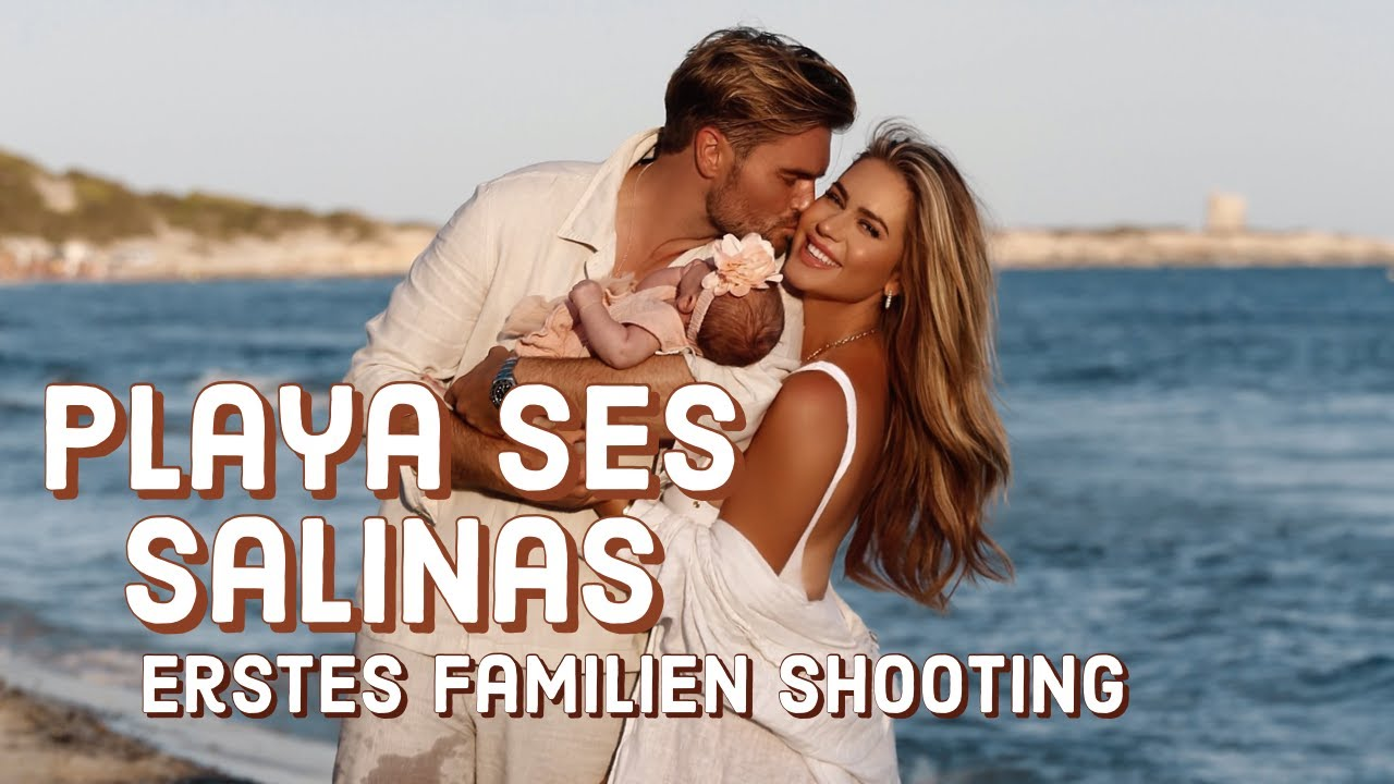 Playa Ses Salinas Ibiza - Unser erstes Familien Shooting | Johannes Haller