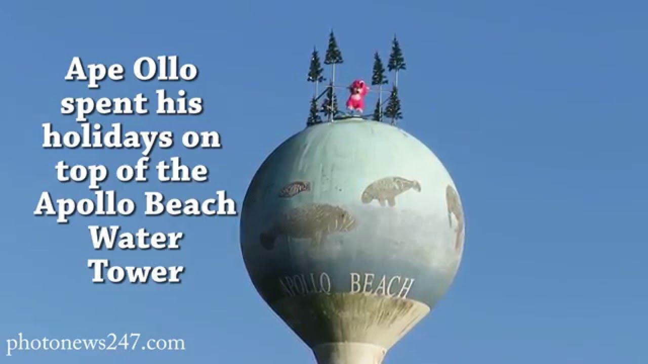 Ape Ollo Apollo Beach Water Tower Holidays 2017