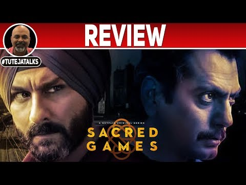 Sacred Games | Review | Saif Ali Khan | Nawazuddin Siddiqui | Radhika Apte |