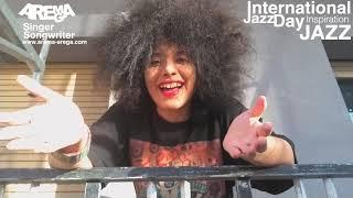 A BUENA HORA - Arema Arega - #JazzAcapella Inspiration  - International JAZZ Day (Barcelona - Cuba)
