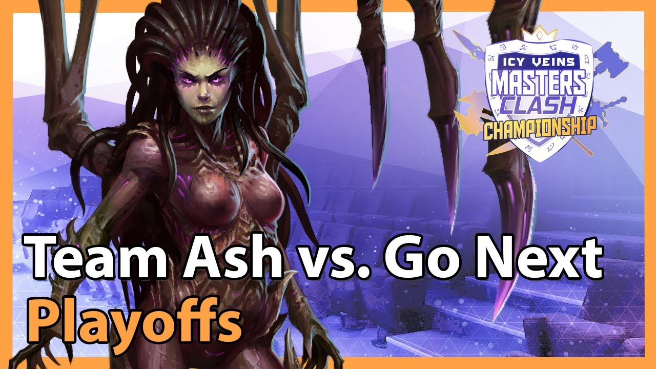 Playoffs: Go Next vs. Team ASH - MC - Heroes of the Storm