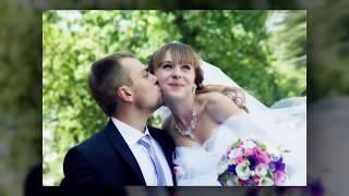📷📹💍 Свадебное слайд-шоу из свадебных фотографий