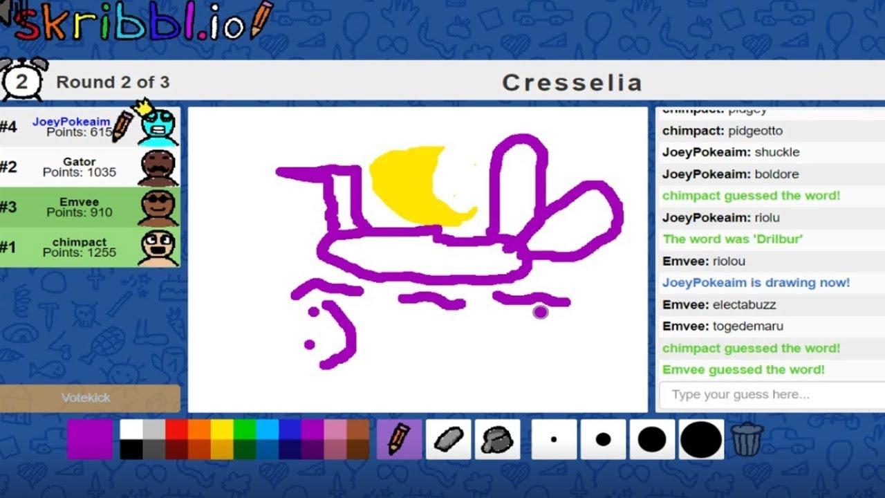 Scribble,Io