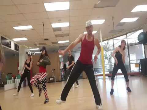 MALIBU DANCE PROJECT with Ryan Johnson Choreography (group) to On Fire by Lloyd Banks