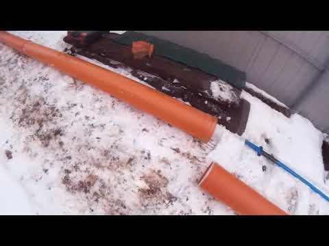 скважина своими руками, самодельным буром (глубина 7 метров)