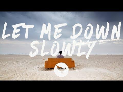 Alec Benjamin - Let Me Down Slowly (Lyrics) Eastern Odyssey Remix