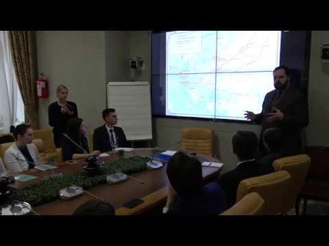 О.Б.Пичков: площадка «Предпринимательство и туризм»