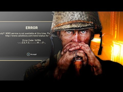 The State of COD WW2...
