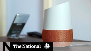 Google, Amazon bet big on voice technology