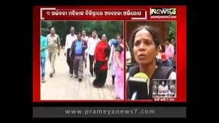Angul CDMO to walk on feet to reach ADM office: prime time odisha