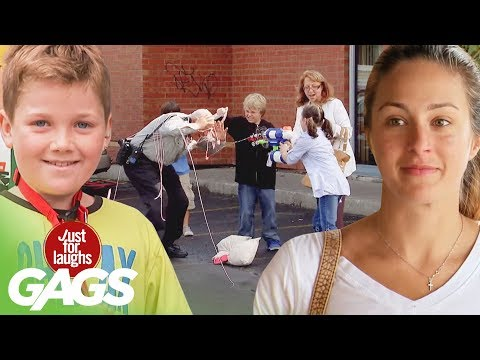 Best of Kid Pranks Vol. 2 | Just For Laughs Compilation
