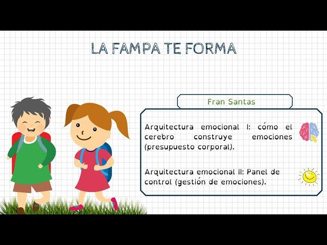 Formació FAMPA: Fran Santas (psicòleg)