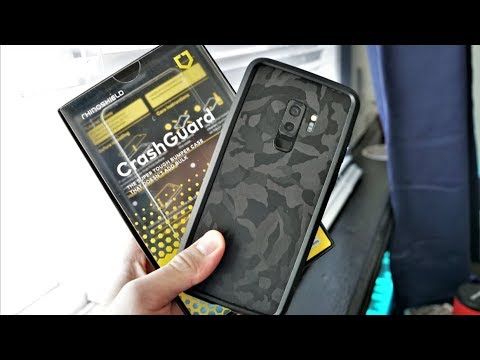 promo code 21ac1 1b392 REVIEW - DROP TESTED - S9 & S9+ RhinoShield CrashGuard - Compatible with  Dbrand???