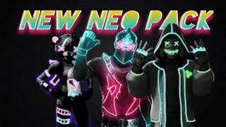 *NEW* Fortnite Neo Legends Pack!! Fortnite Battle Royale
