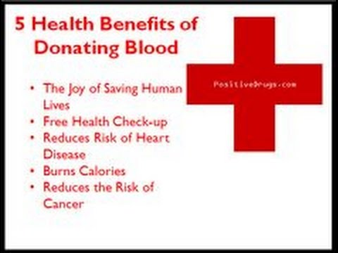 benefits of body donation Advantages and disadvantages of donating blood last reviewed  iron is a  mineral that the body needs to produce red blood cells however.