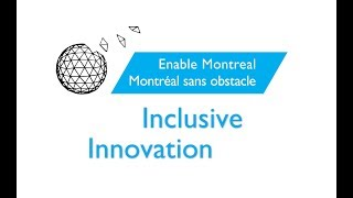 Enable Montreal: designing an accessible city