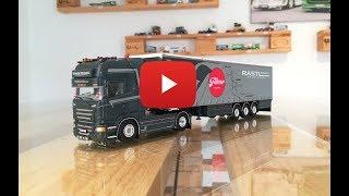 Scania R Serie Topline Rastl 73830 Tekno Models