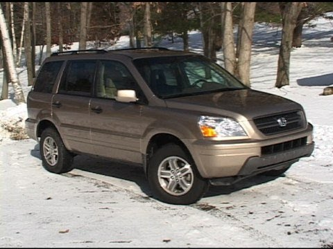 2003-2008 Honda Pilot Pre-Owned Vehicle Review - WheelsTV