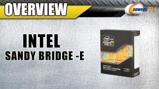 newegg tv the intel sandy bridge e core i7 3960x 3930k cpus socket 2011 x79 platform
