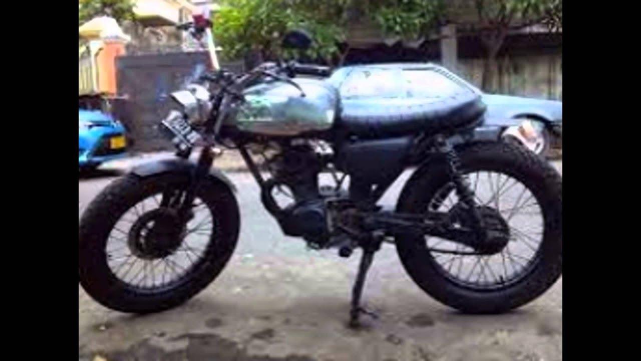 Modifikasi Sepeda Motor Honda ClassicHonda S90 Modif Jap Style
