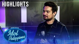Renwick Benito - Top 12 Mentoring Session | Live Round | Idol Philippines 2019