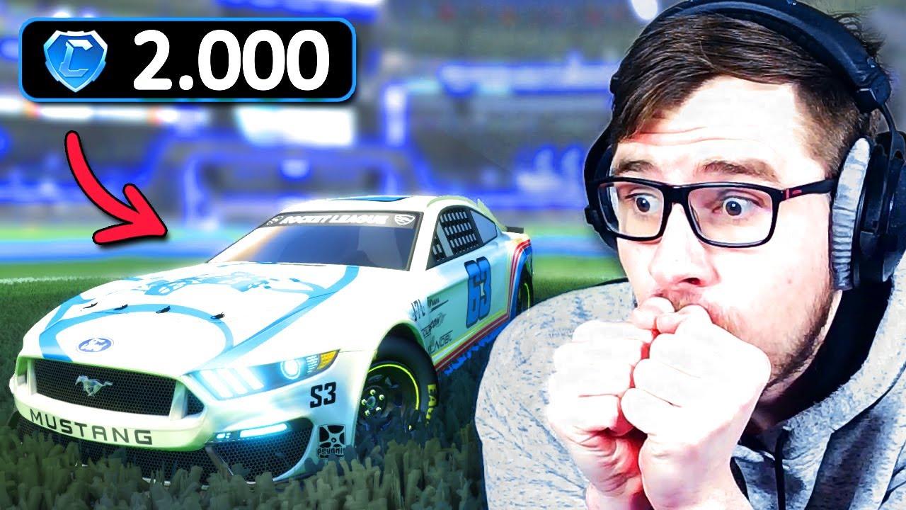 Meine EHRLICHE Meinung zum neuen NASCAR BUNDLE für 2.000 CREDITS... 😤 Rocket League