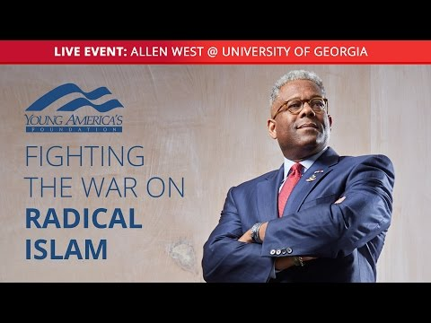 Fred Allen Lecture Series Presents: Allen West LIVE at University of Georgia