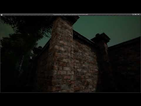 UE4 Psychiatric Hospital package Modular V01 Material preview Part1