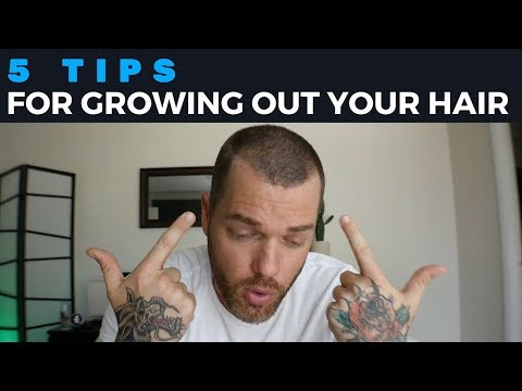 How to grow my hair back faster