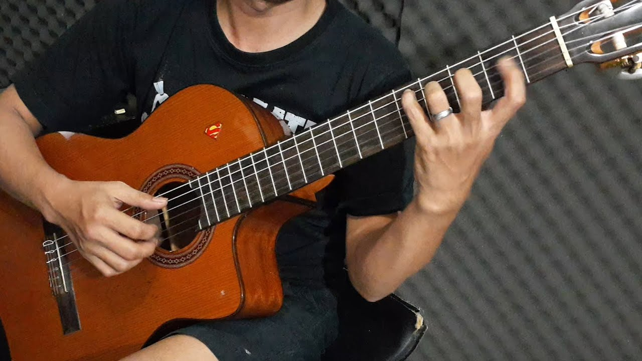 Kate Bush Wuthering Heights Guitar Instrument Fingerstyle