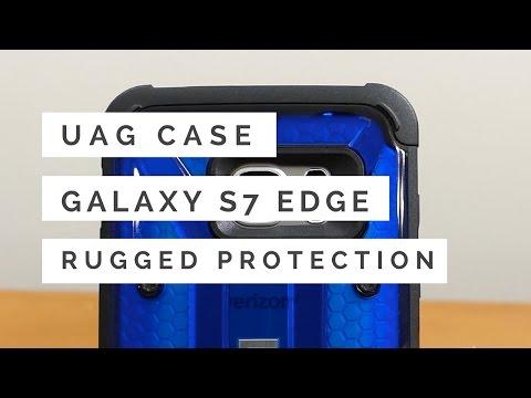 Galaxy S7 Edge Rugged Case by UAG Urban Armor Gear