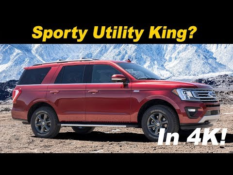 2018 Ford Expedition Review / Comparison - In 4K