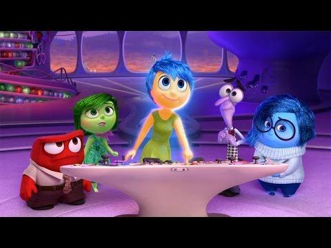 World Premiere! Pixar's 'Inside Out' Trailer 2