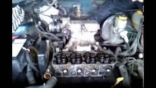 Motor ta'mirlash Lanos 1 5 8 CL. Silindir bosh olib tashlash Va tozalash.1-qism.