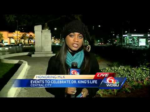 City leaders putting on several events to mark Martin Luther King Jr. Day