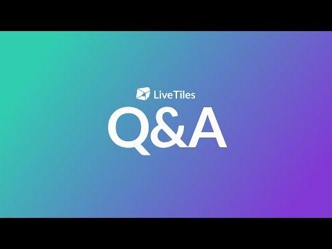 LiveTiles Q&A – Bots