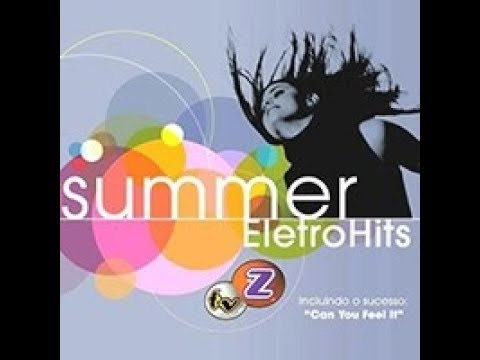 o novo cd summer eletrohits 8